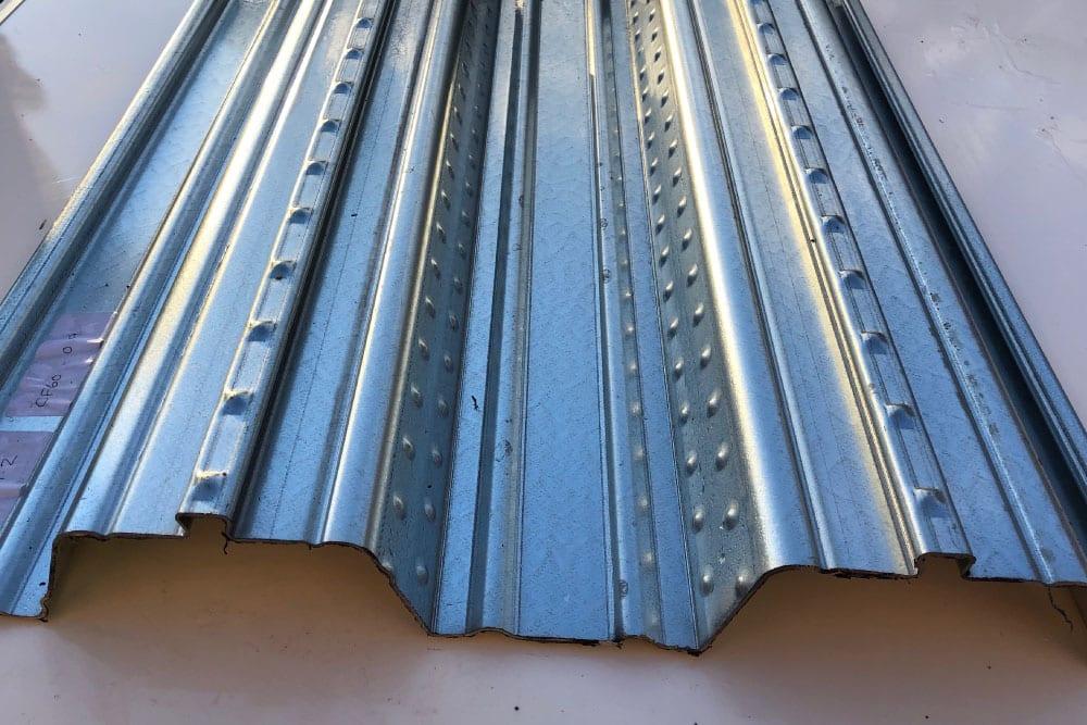Comflor60 steel decking